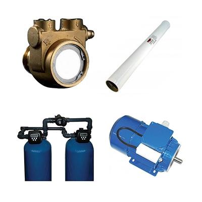 Trattamento e filtrazione dell'acqua