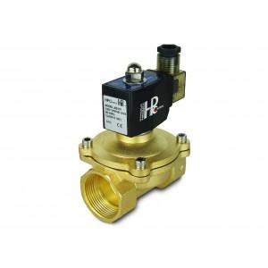 Elettrovalvola 2N32-M NO DN32 1 1/4 pollici 230V 24V 12V