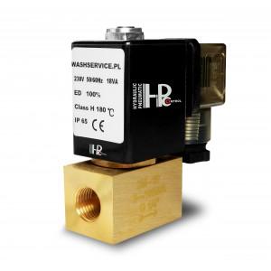 Elettrovalvola 2M10 3/8 pollici 0-16bar 230V 24V 12V