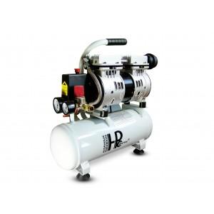 Compressore dentale silenzioso oil-free 550W 6l