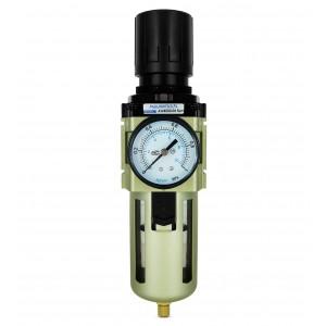 Manometro regolatore riduttore disidratatore 3/4 pollici AW4000-06