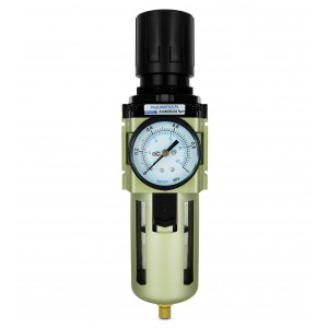 Manometro regolatore riduttore disidratatore 1/2 pollice AW4000-04