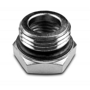 Riduzione 1/2 - 1/8 di pollice con O-ring
