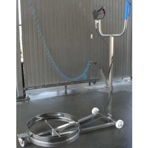 Dispositivo per il lavaggio del telaio dell'automobile - lavaggio del telaio dell'automobile