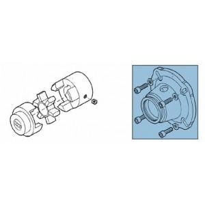 Frizione + adattatore per kit pompa RO