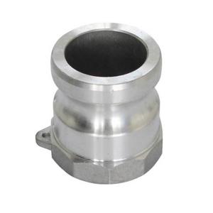 Connettore Camlock - tipo A DN20 da 3/4 di pollice in alluminio