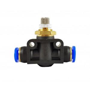 Tubo flessibile per valvola di strozzamento regolatore di flusso di precisione 12mm LSA12