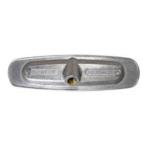 Piastra di montaggio in alluminio per spazzolare Vorwerk