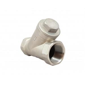 Valvola a sfera in acciaio inox DN15 1/2 pollice piastra di montaggio ISO5211