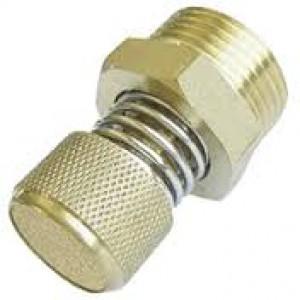 Silenziatore scarico aria con regolatore di flusso BESLD 1/2 pollice