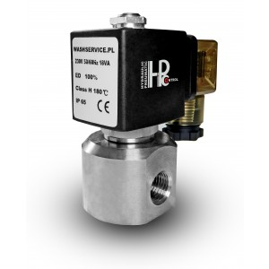 Elettrovalvola alta pressione HP20 1/4 pollici 230V 12V 24V