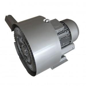 Soffiante a canale laterale, pompa ad aria Vortex, turbina, pompa per vuoto a due rotori SC2-4000 4KW