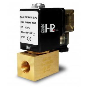 Elettrovalvola 2M08 1/4 pollici 0-16bar 230V 24V 12V