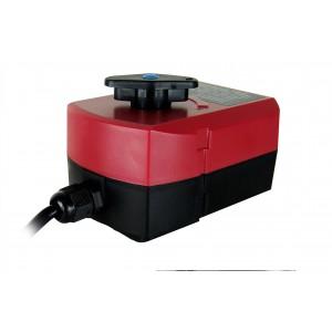 L'azionamento della valvola dell'attuatore A82 230 V, 24 V CA a 3 fili