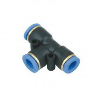 Raccordo a T per tubo PE06 6mm