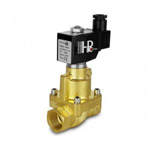 Elettrovalvola a vapore e alta temperatura. RH25 DN25 200C 1 pollice