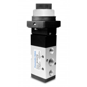 Valvola manuale 5/2 MV522TB Attuatori da 1/4 di pollice