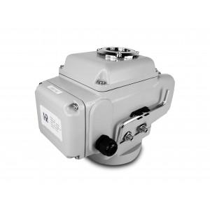 Attuatore elettrico con valvola a sfera A1600 230VAC 24VAC 160Nm