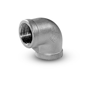 Filetto interno del ginocchio in acciaio inossidabile da 3/4 di pollice
