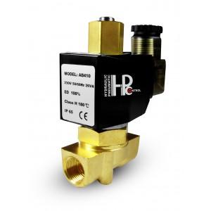 Elettrovalvola aperta 2N10 NO 3/8 inch 0-10 bar 230V 24V 12V 42V 110V