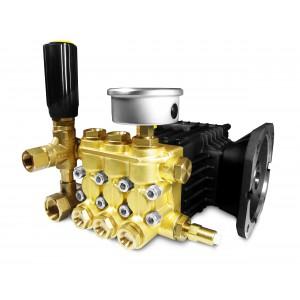 Pompa di pressione WS15 per il lavaggio con accessori 15 l / min, max 250 bar equivalente CAT350