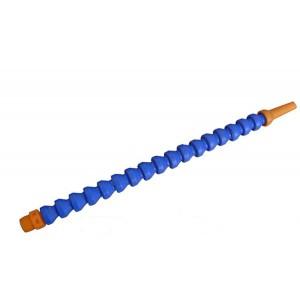 Tubo flessibile del segmento, articolato, ugello rotondo, filettatura 1/4 pollici 25 cm