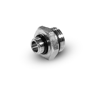 Nipplo di riduzione O-ring G01-G02 da 1/4 - 1/8 di pollice