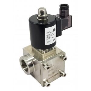 Elettrovalvola ad alta pressione HP250 150bar