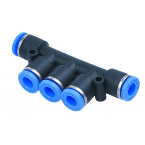 Distributore, capezzolo tubo flessibile PK10 10mm