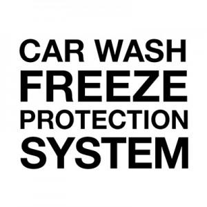 Sistema di protezione antigelo per il lavaggio