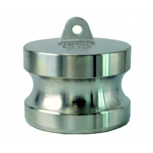Connettore Camlock - tipo DP 3/4 pollici DN20 SS316